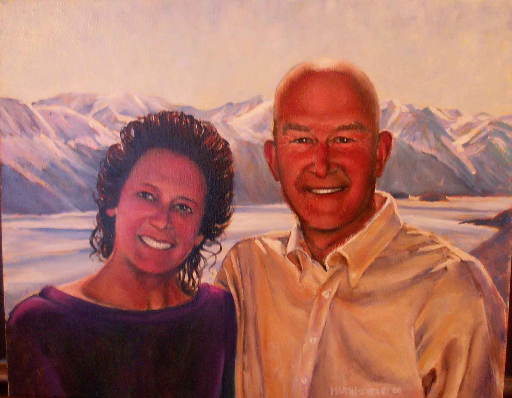 Richard and Susan Long